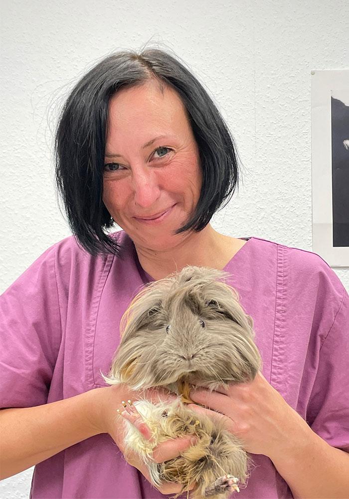 Annegret Dummer Tierarztpraxis Heumaden